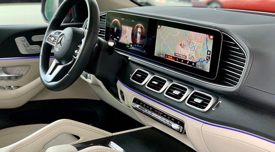 Mercedes GLS 450 4MATIC - Hình 13
