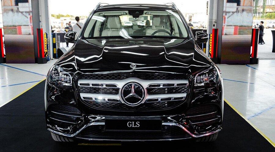 Mercedes GLS 450 4MATIC - Hình 3