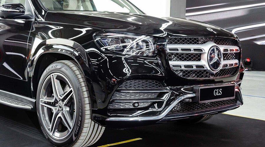 Mercedes GLS 450 4MATIC - Hình 4