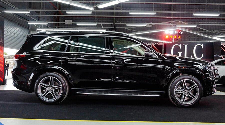 Mercedes GLS 450 4MATIC - Hình 5