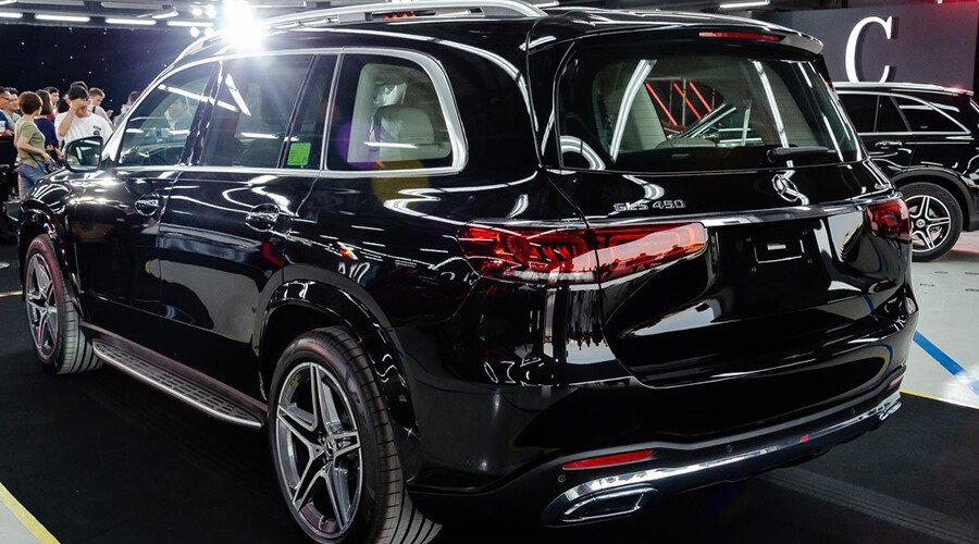 Mercedes GLS 450 4MATIC - Hình 6
