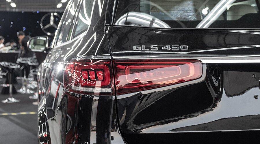 Mercedes GLS 450 4MATIC - Hình 7
