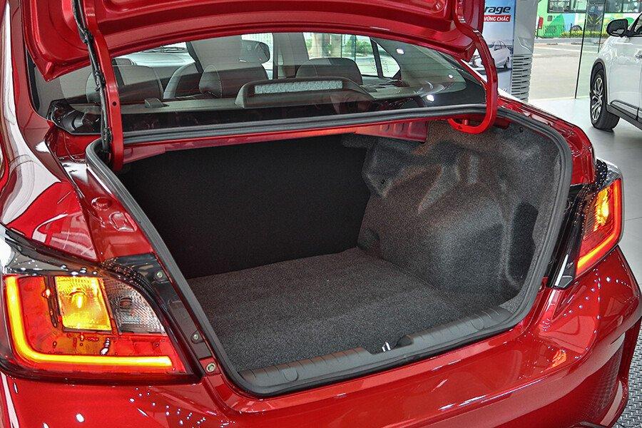 Mitsubishi Attrage CVT Premium - Hình 31