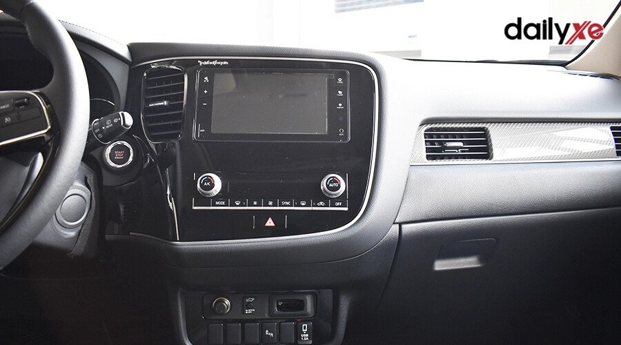 Mitsubishi Outlander 2.0 CVT - Hình 14