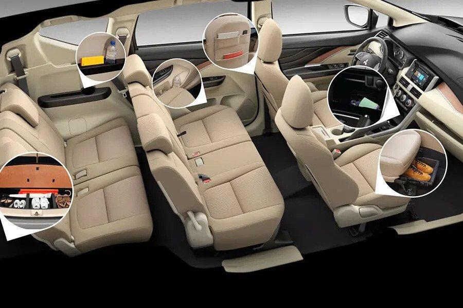 Mitsubishi Xpander AT (Máy xăng) - Hình 9