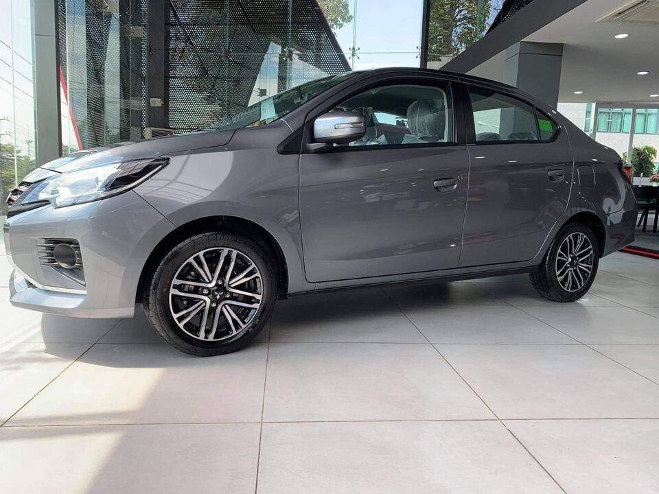 New Mitsubishi Attrage MT - Hình 3