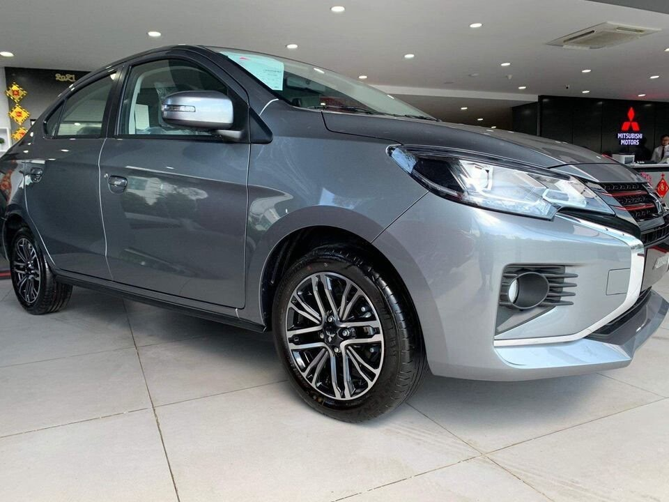 New Mitsubishi Attrage MT - Hình 5