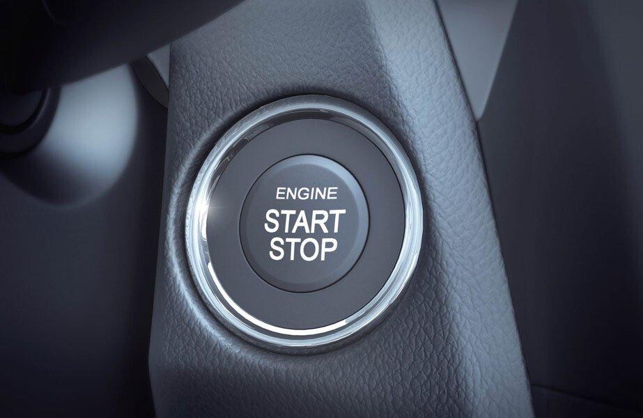 Khởi động xe không cần chìa khóa