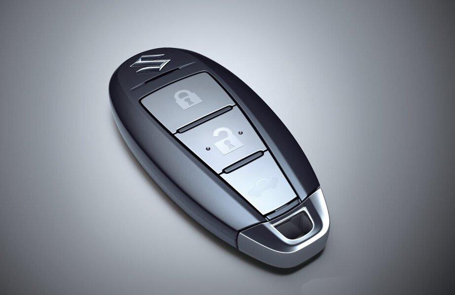 Chìa khóa điều khiển từ xa - Suzuki Ciaz Mới