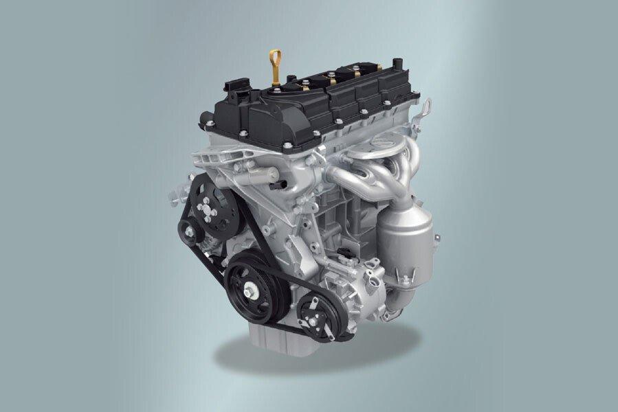 Động cơ xăng VVT K14B - Suzuki Ciaz Mới