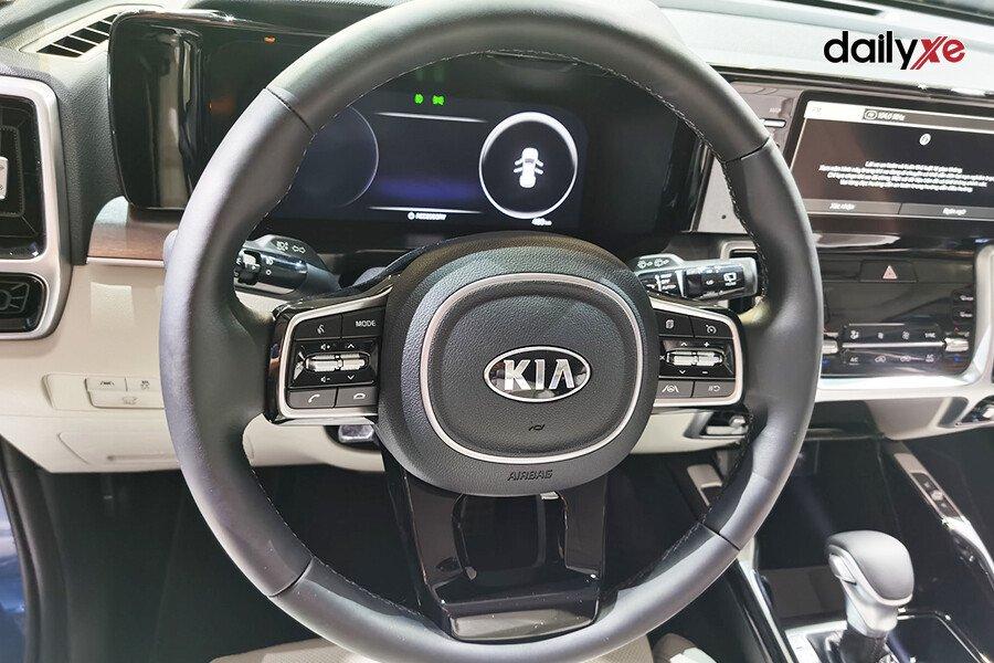 New KIA Sorento Luxury D2.2 (Máy dầu) - Hình 25