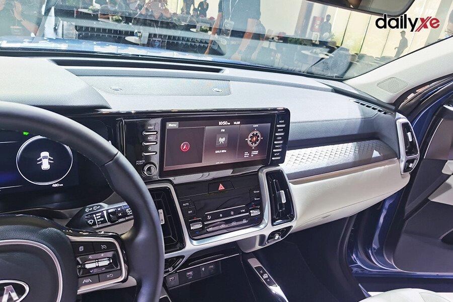 New KIA Sorento Luxury G2.5 (Máy xăng) - Hình 17