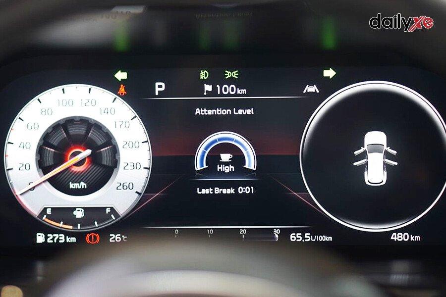New KIA Sorento Signature D2.2 Diesel (6 Ghế Máy dầu) - Hình 11