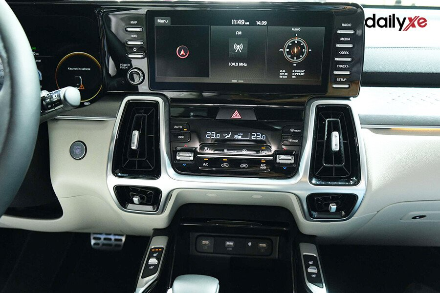 New KIA Sorento Signature G2.5 (7 Ghế Máy xăng) - Hình 13