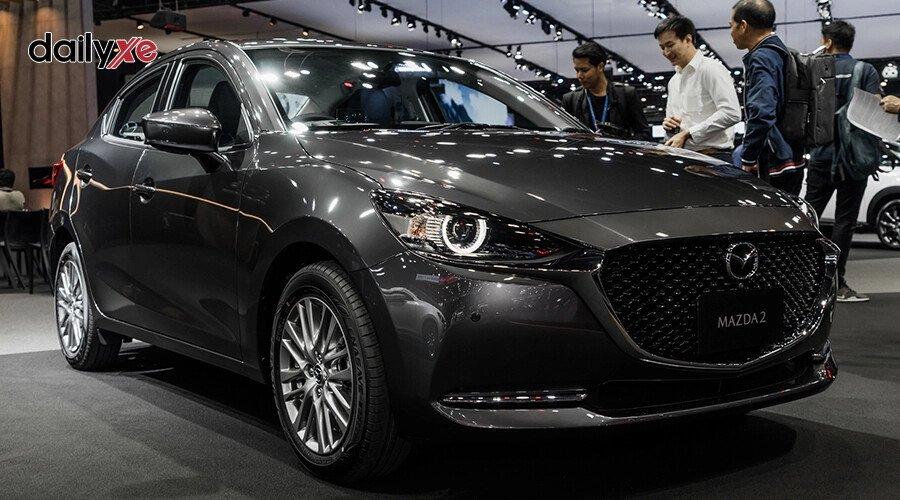 New Mazda2 1.5 Deluxe - Hình 1