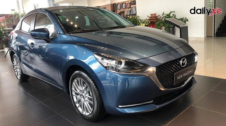 New Mazda2 1.5 Luxury - Hình 1