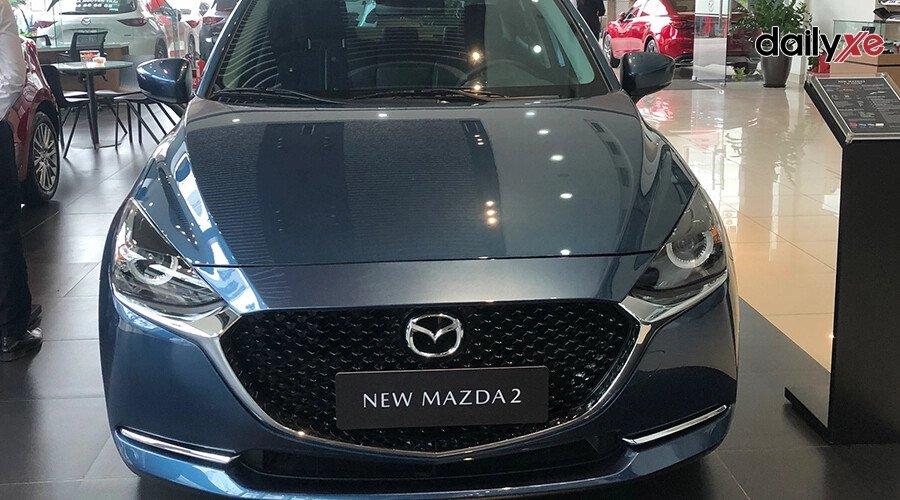 New Mazda2 1.5 Luxury - Hình 3