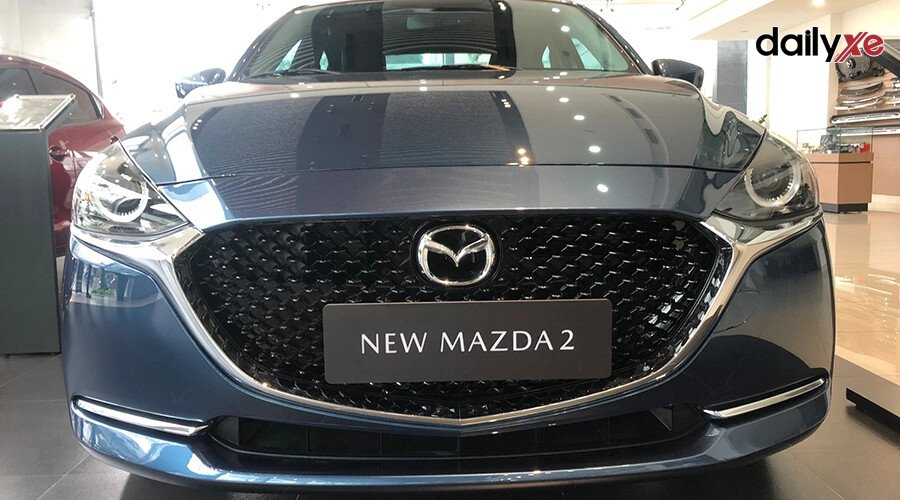 New Mazda2 1.5 Luxury - Hình 5