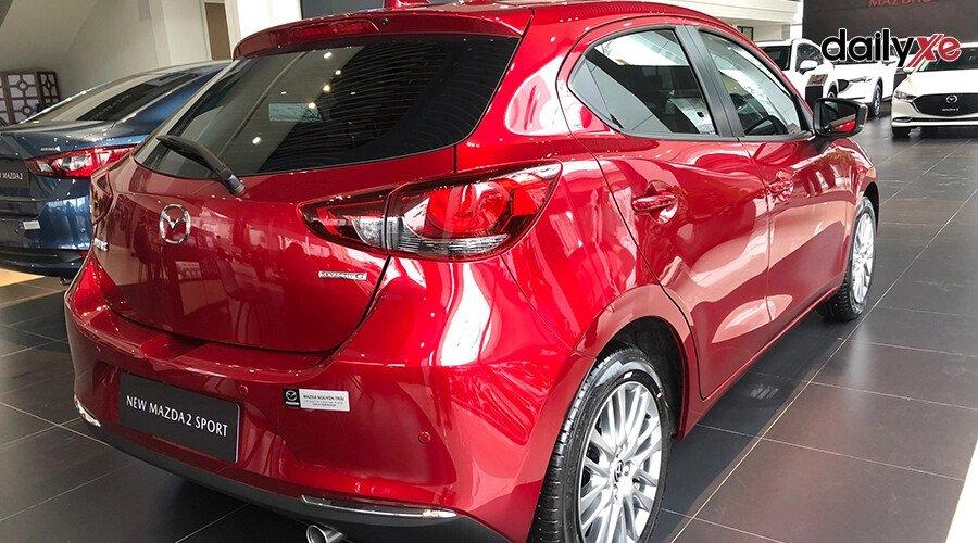 New Mazda2 1.5 Sport  Luxury - Hình 10
