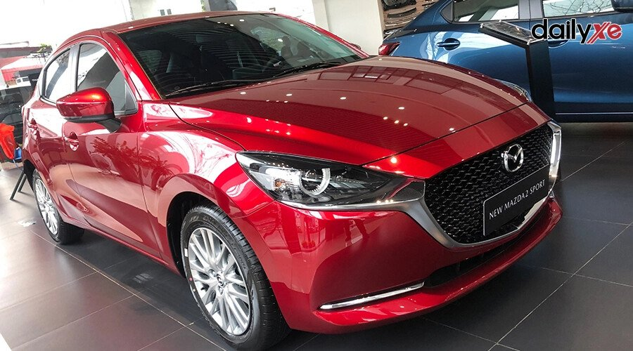 New Mazda2 1.5 Sport  Luxury - Hình 3