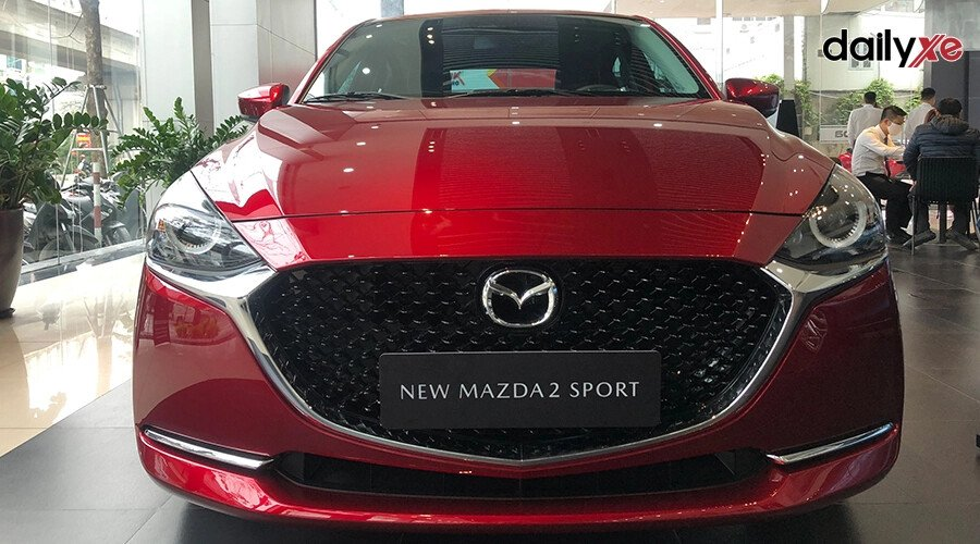 New Mazda2 1.5 Sport  Luxury - Hình 5