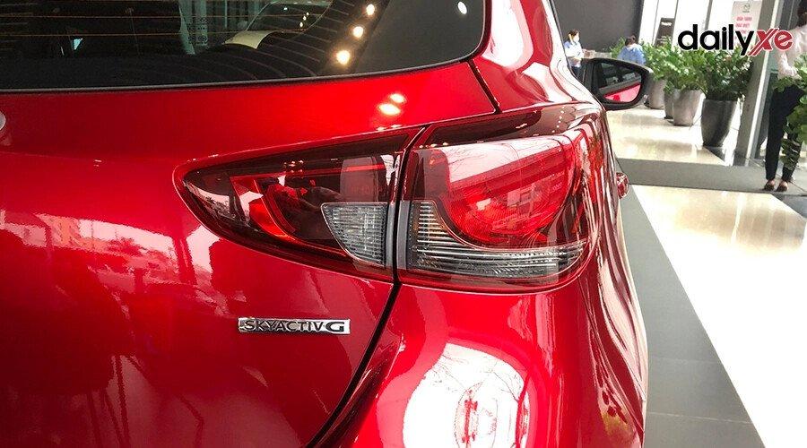 New Mazda2 1.5 Sport  Luxury - Hình 9