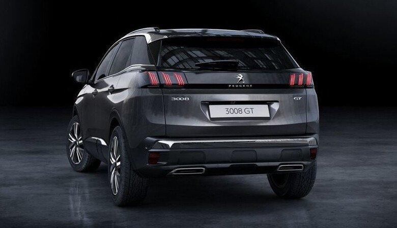 New Peugeot 3008 FL - Hình 8