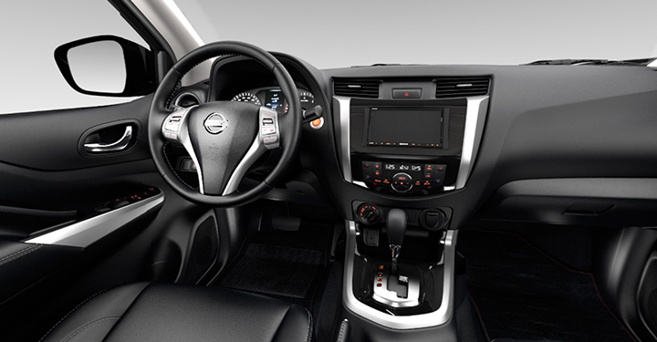 Nissan Navara EL Prenium R (Máy dầu) - Hình 9
