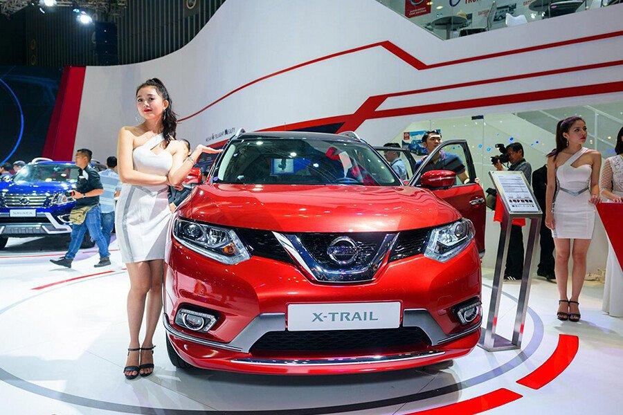Nissan X-Trail V-Series 2.0 SL Premium (Máy xăng) - Hình 2