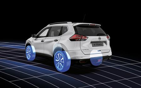 Nissan X-Trail V-Series 2.0 SL Premium (Máy xăng) - Hình 27