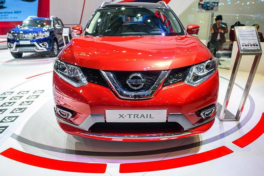 Nissan X-Trail V-Series 2.0 SL Premium (Máy xăng) - Hình 3