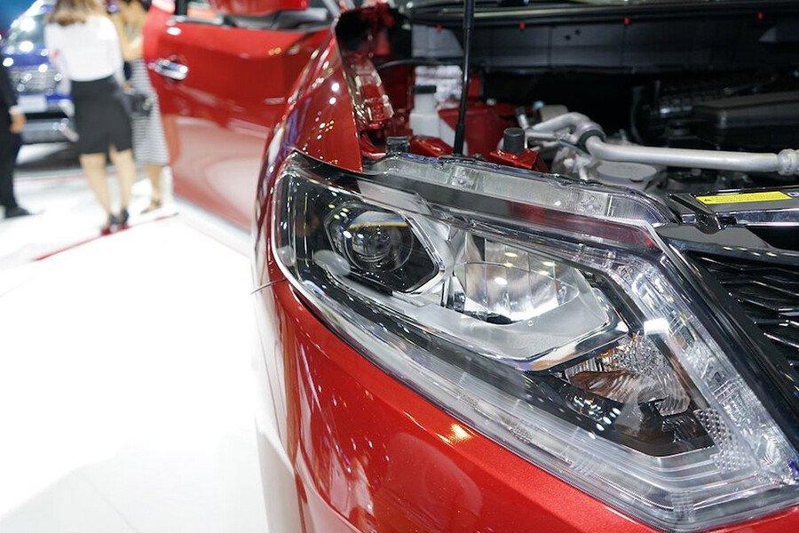 Nissan X-Trail V-Series 2.0 SL Premium (Máy xăng) - Hình 4