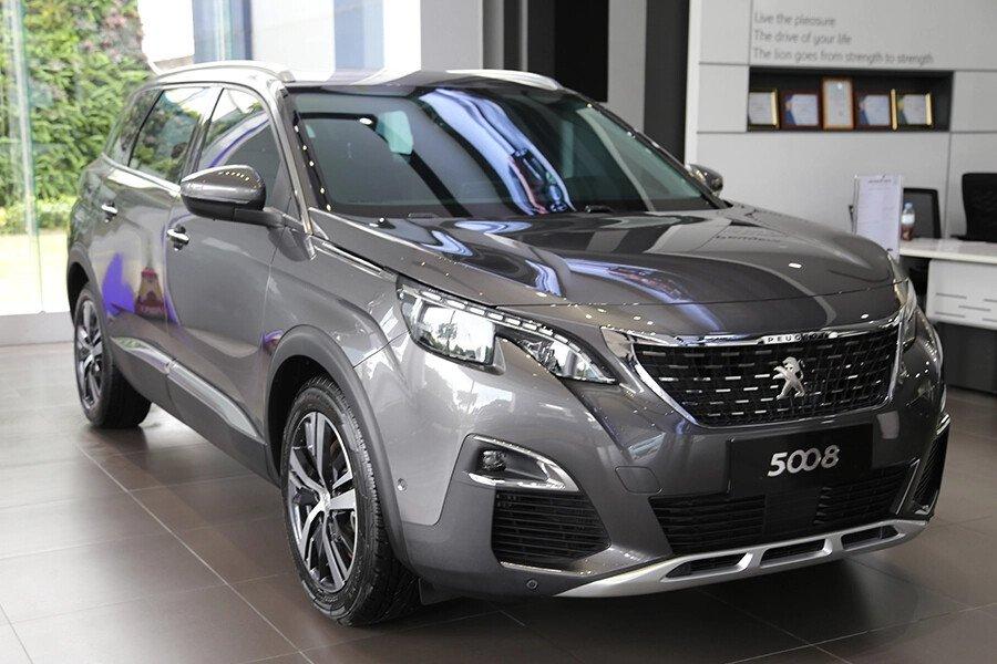 Peugeot 5008 - Hình 2