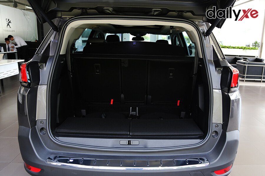 Peugeot 5008 Active SUV 7 chỗ - Hình 15