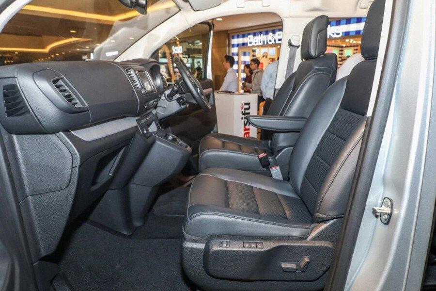 Peugeot Traveller 2019 - Hình 15