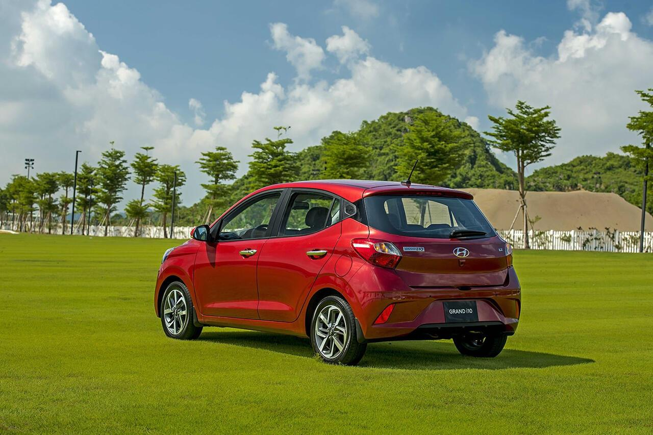 Hyundai Sedan I10 1.2 MT Tiêu chuẩn - Hình 9