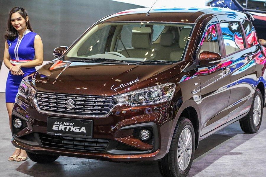 Suzuki Ertiga GL 2019 - Hình 1