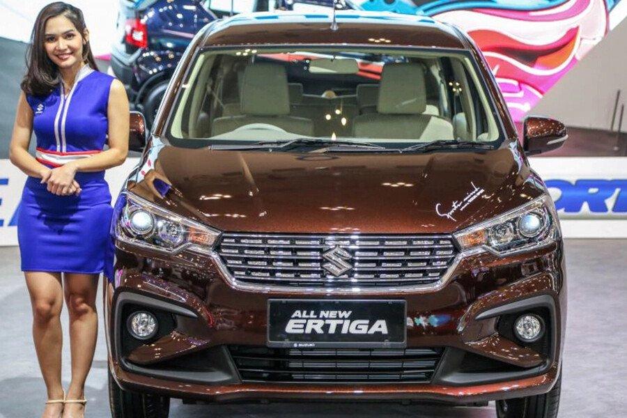 Suzuki Ertiga GL 2019 - Hình 2