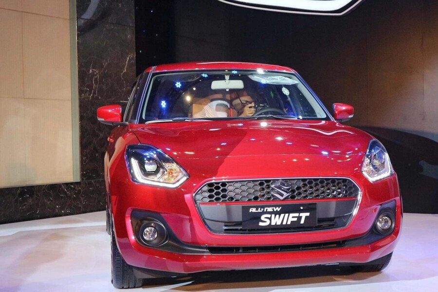 Suzuki Swift GLX - Hình 1
