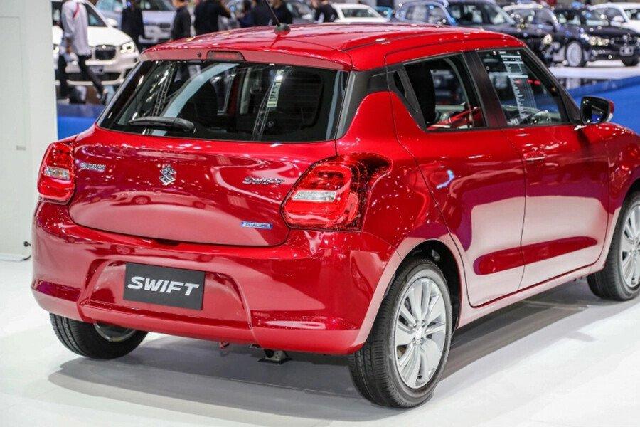 Suzuki Swift GLX - Hình 11