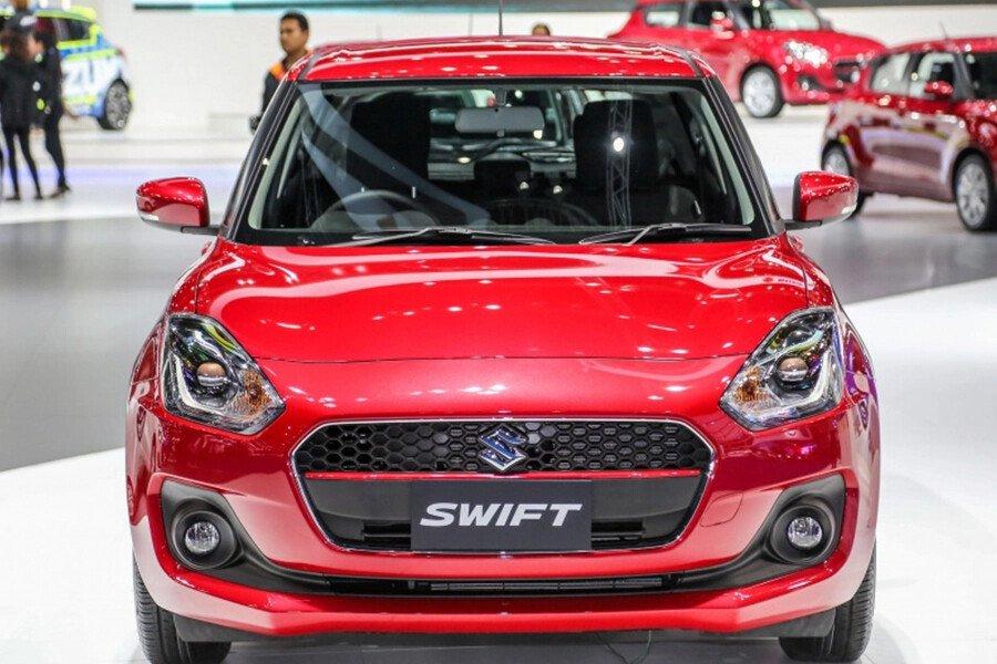 Suzuki Swift GLX - Hình 2