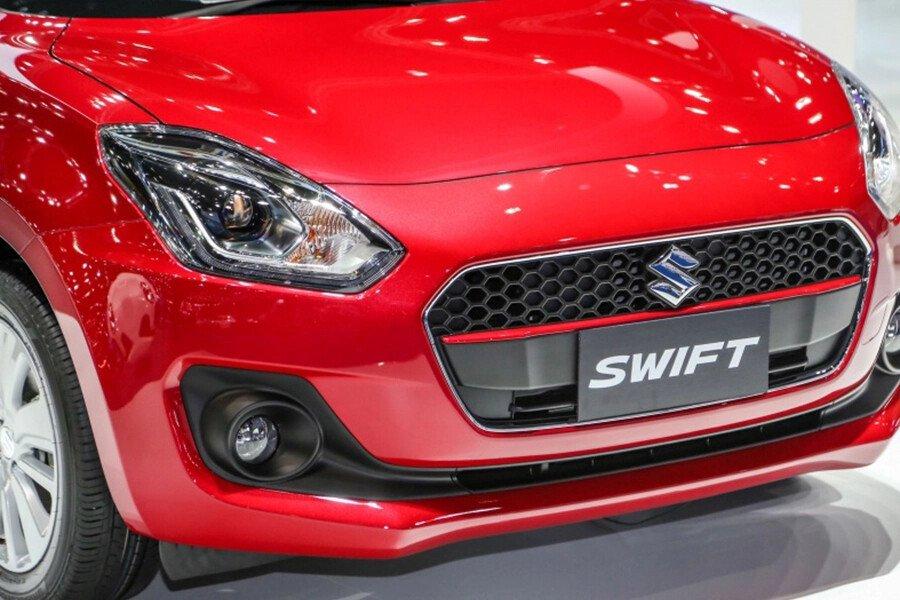 Suzuki Swift GLX - Hình 3