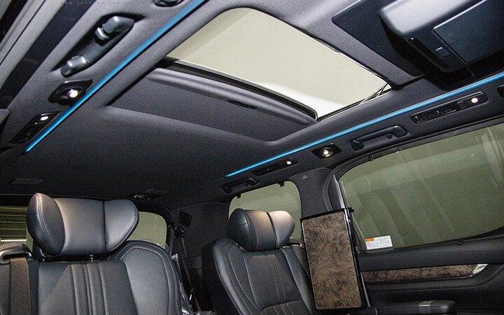 Toyota Alphard Luxury 2020 - Hình 10