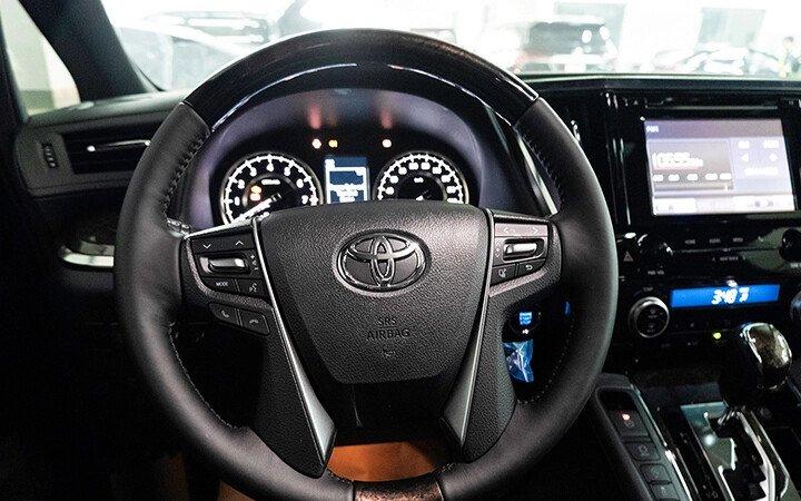Toyota Alphard Luxury 2020 - Hình 11