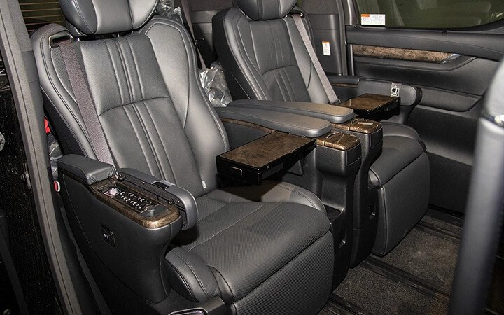 Toyota Alphard Luxury 2020 - Hình 15