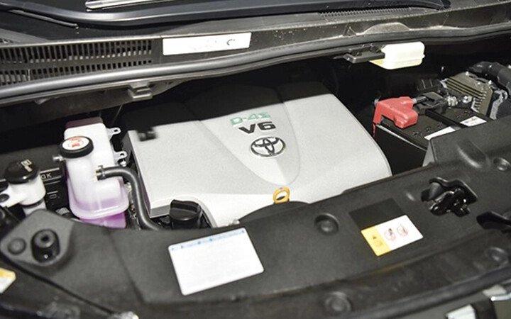 Toyota Alphard Luxury 2020 - Hình 20