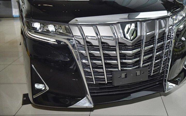 Toyota Alphard Luxury 2020 - Hình 3