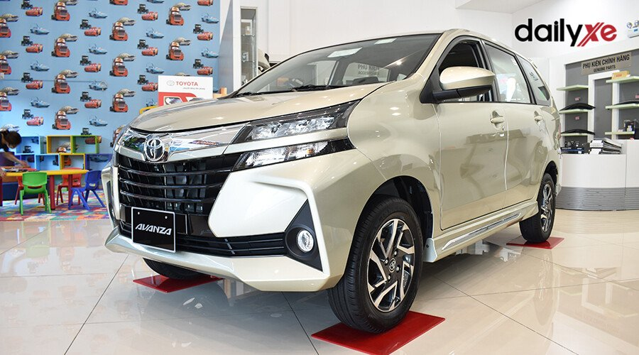 Toyota Avanza 1.3MT - Hình 1
