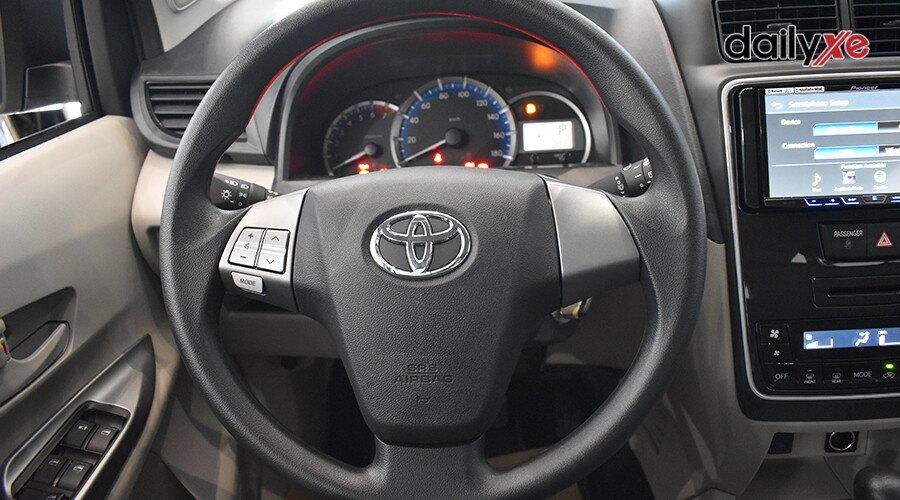 Toyota Avanza 1.3MT - Hình 12