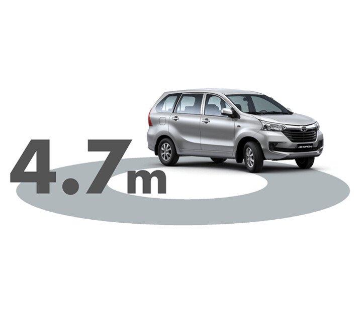 Toyota Avanza 1.5AT - Hình 22